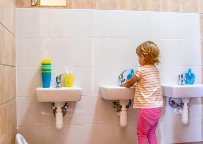 Sociálne zariadenia pre deti