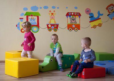 Naše detičky sa radi hrajú