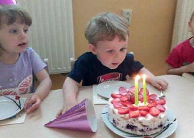 3,2,1. Maťko mal druhé narodeniny