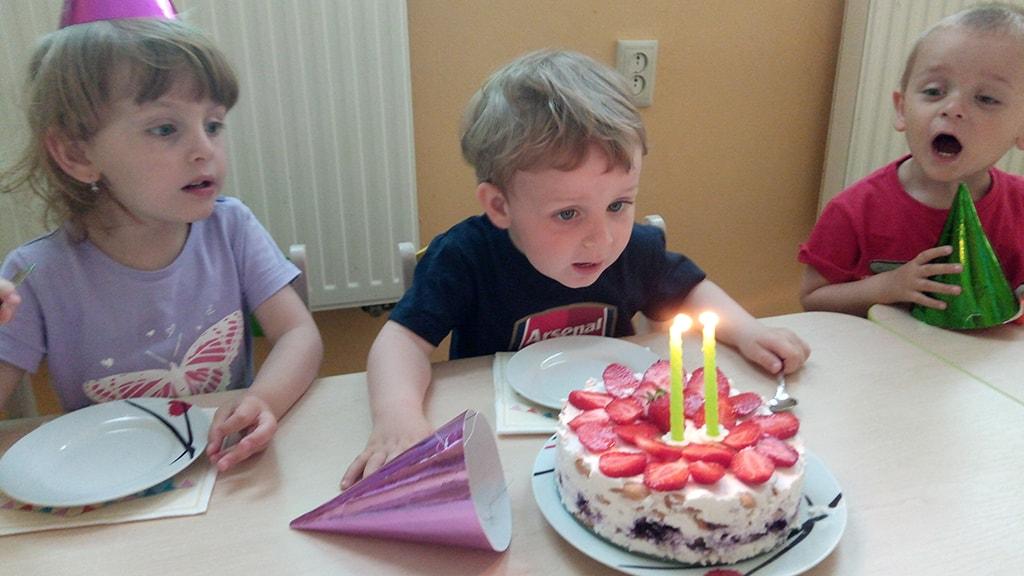 Maťko mal druhé narodeniny