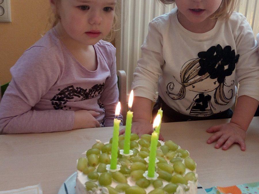 Vivienka oslávila 4 rôčky