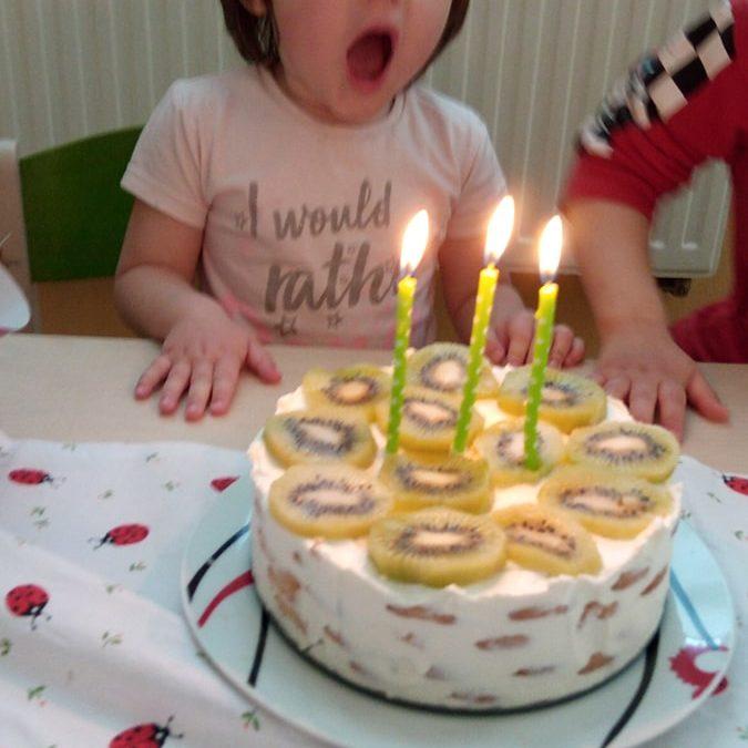 Gabika oslávila 3 roky