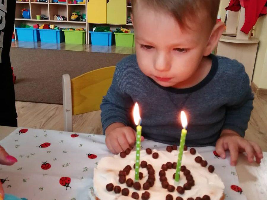 Maťko oslávil 2 roky