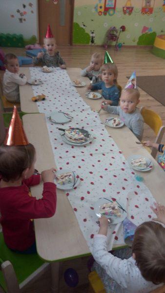Riuškina narodeninová oslava