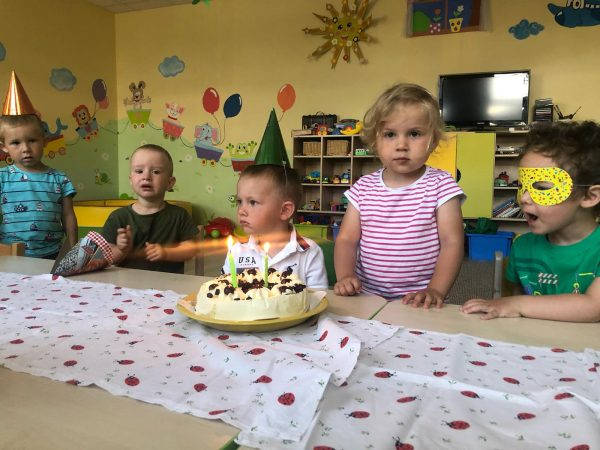 Maxík oslávil 2 roky