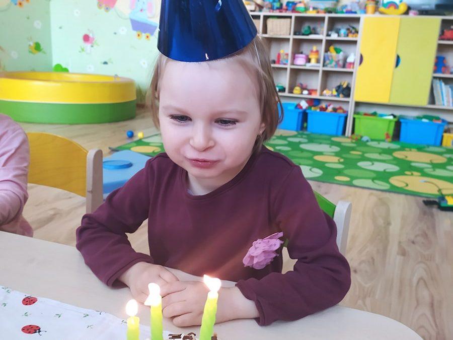 Timejka oslavovala narodeniny
